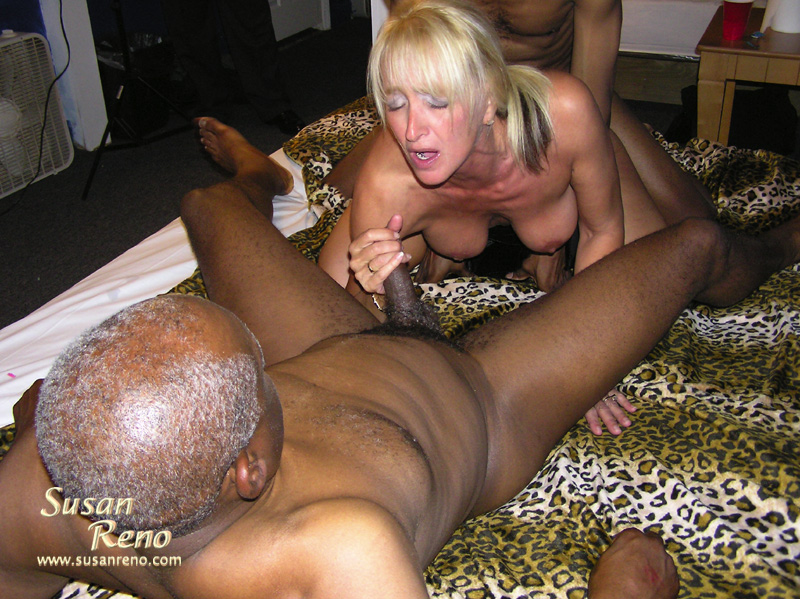 Susan reno another interracial gangbang